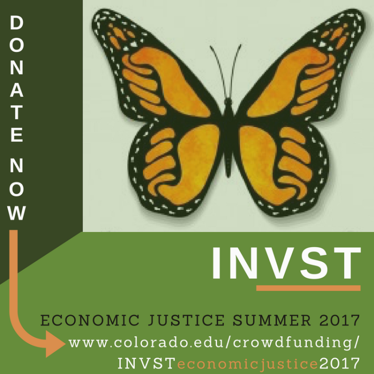 INVST Summer 2017 Economic Justice Trip
