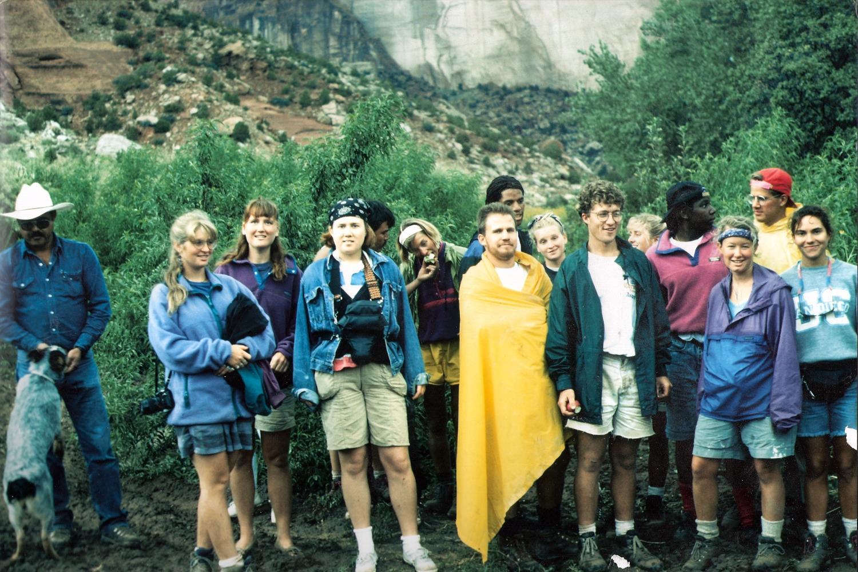 Students 1990-1992