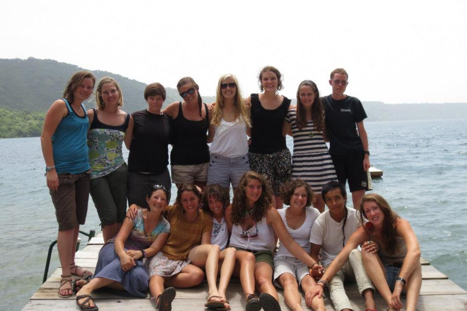 Summer Service-Learning Experiences