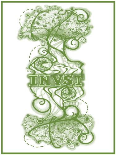 INVST tree illustration by Edie Hulings