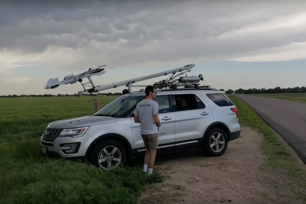Tracker Vehicles