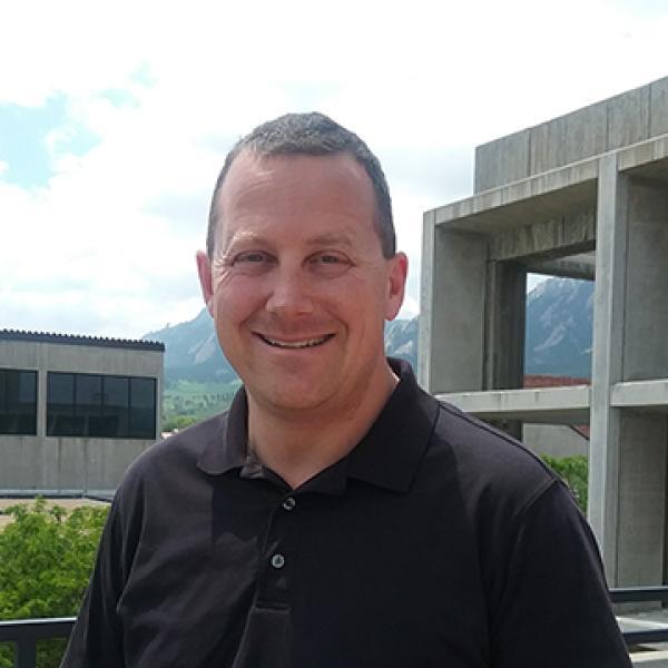 Photograph of Steve Borenstein