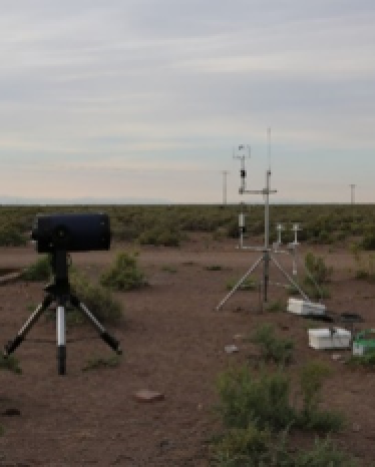 Aero-optical measurement strategy