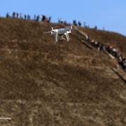 Project Map: A UAV exploring history