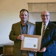 Sean Shaheen Provost Award