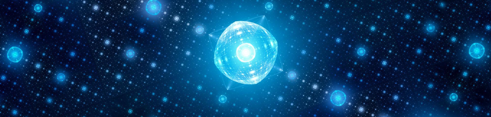 Atoms in a quantum state