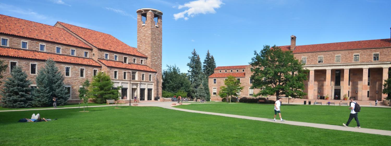 CU Boulder Norlin Library