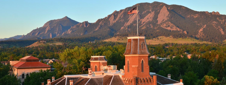 CU Boulder Old Main