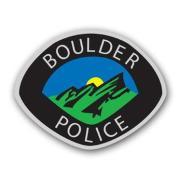 Boulder Police Badge