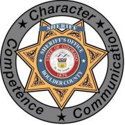 Boulder County Sheriff's Office Badge