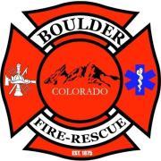 Boulder Fire Rescue Badge