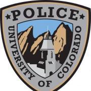 CU Boulder Police Badge