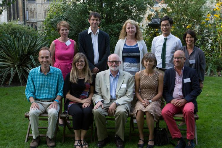 ISMRC Past Conference Organizers - Canterbury