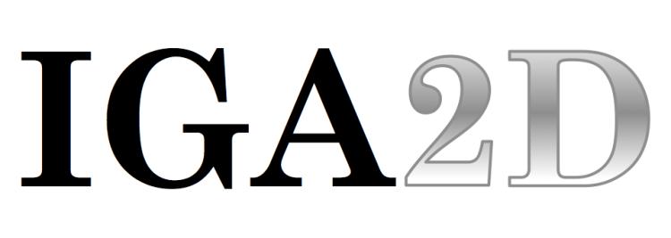 IGA2D Logo