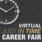 virtual career fair logo