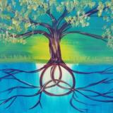 Image of Tree of Life painting