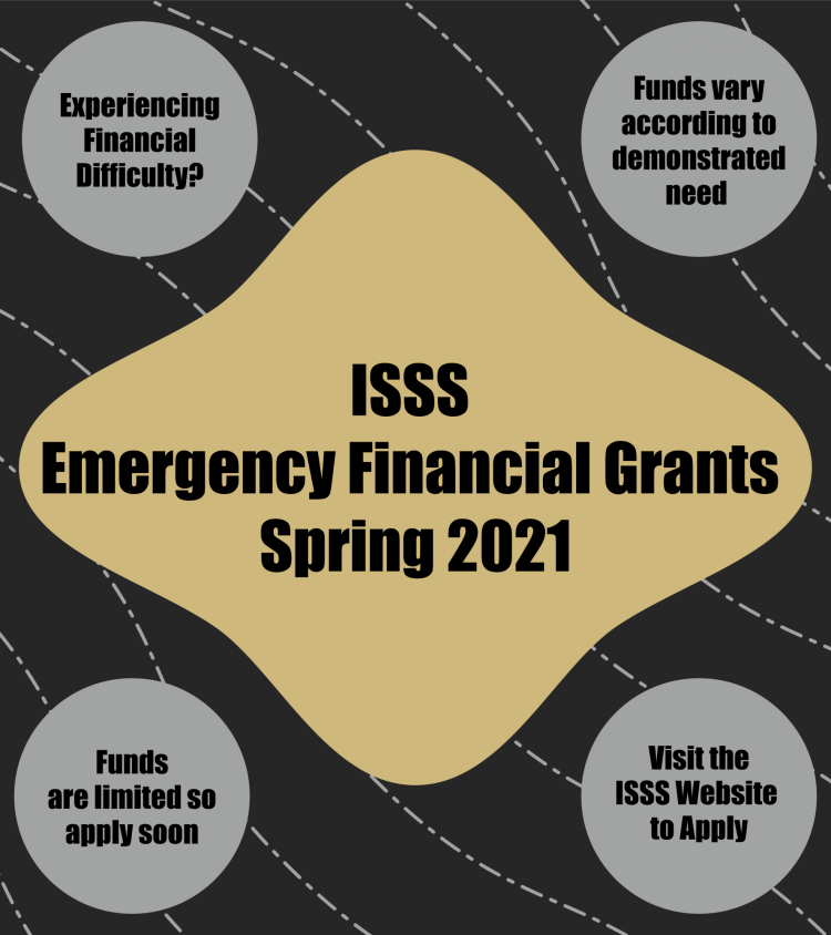 grant poster for spring 2021