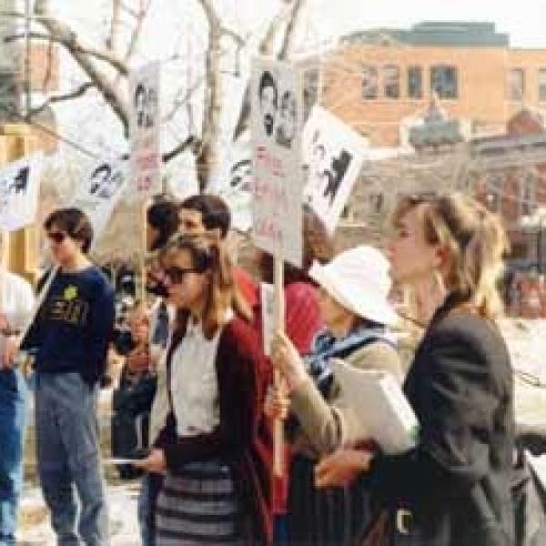 BASJ protest