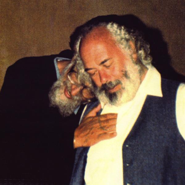 Carlebach and Shachter-Shalomi