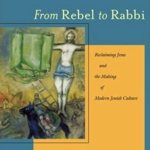 From Rebel to Rabbi by Matthew Hoffman