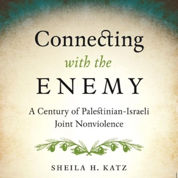 Connecting with the Enemy book cover