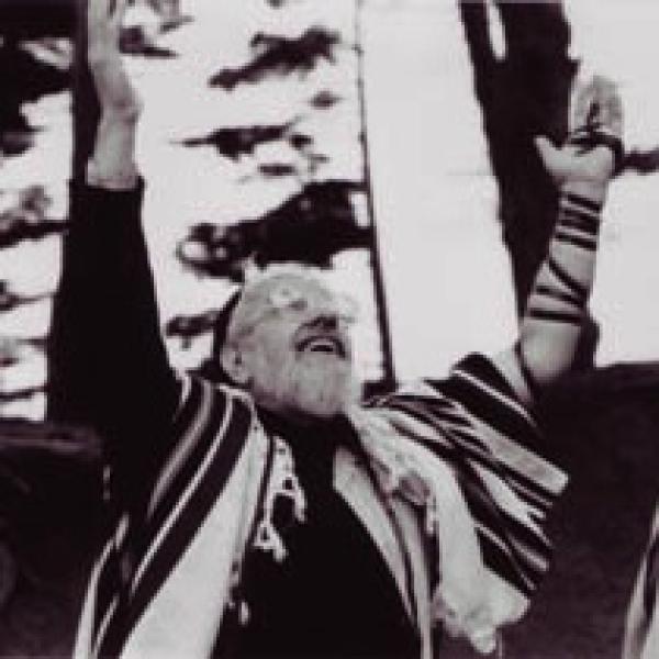 Rabbi Zalman Schachter-Shalomi