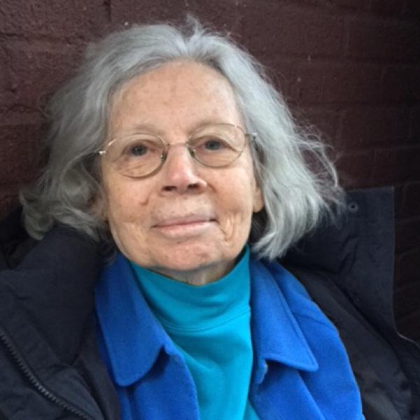 Headshot of Irena Klepfisz, poet and professor