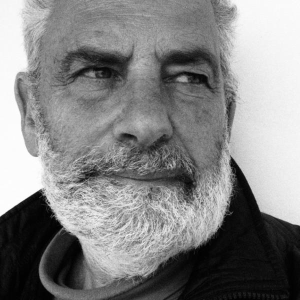 Photographer Laurence Salzmann