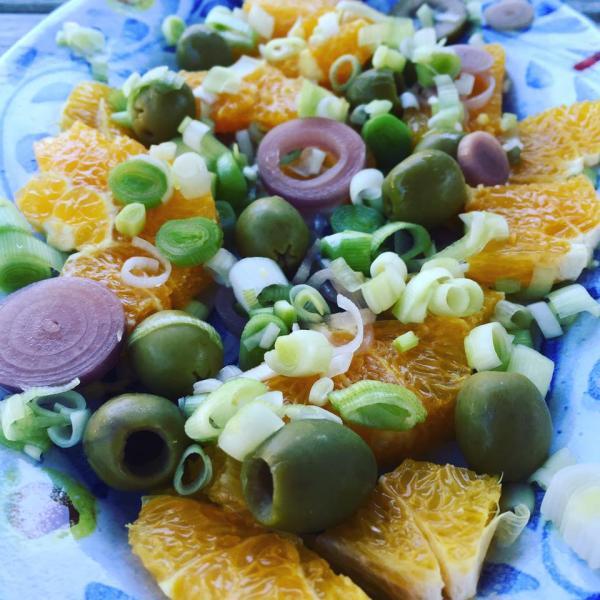 Sephardic food