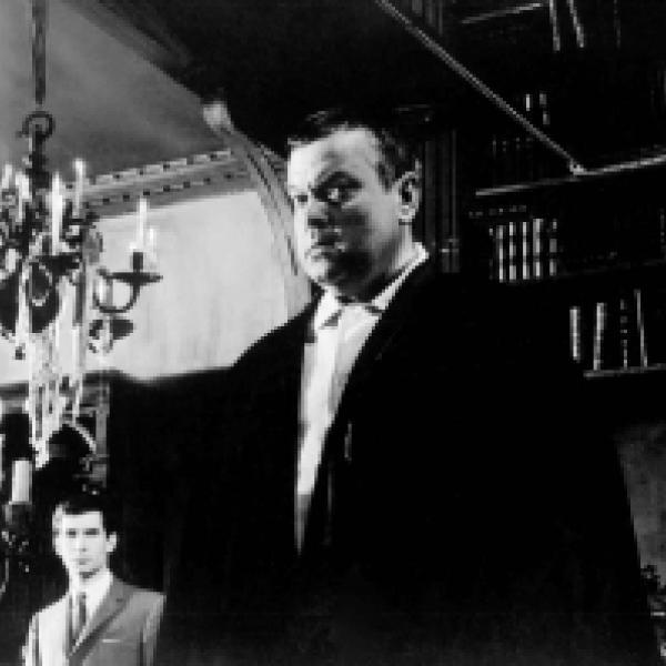 Orson Welles and Franz Kafka