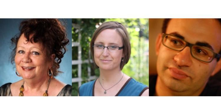 Dr. Zilla Goodman, Prof. Liora Halperin, Prof. Sasha Senderovich