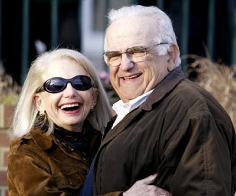Sondra and Howard Bender