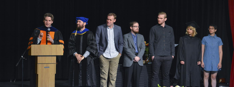 2016 Baer Fellowship Recipients