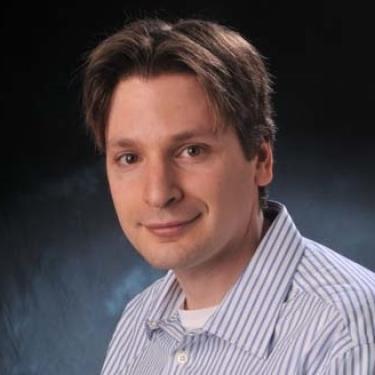 Professor Elias Sacks Headshot