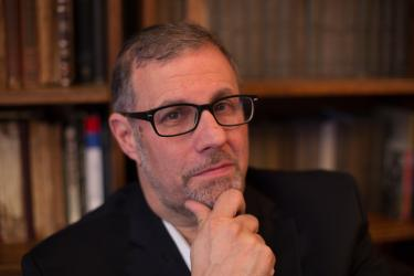 David Fishman Headshot