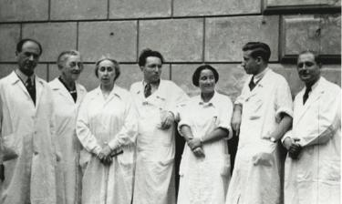 Jewish Doctors in Vienna