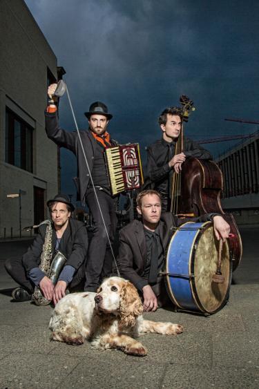 Daniel Kahn & the Painted Bird band photo