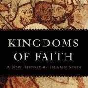 """Kingdoms of Faith"" book cover"