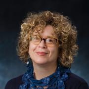 Professor Nan Goodman, Director of the Program in Jewish Studies. Headshot.