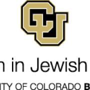 The Program in Jewish Studies CU Boulder Logo