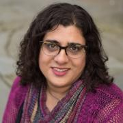 Photo of Professor Samira Mehta