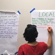 Green jobs workshop