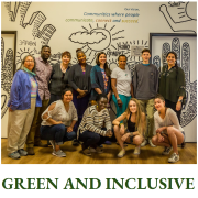 Green & Inclusive Report Front Page