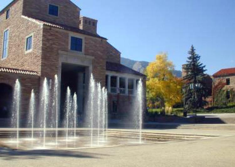 Dalton Trumbo Fountain