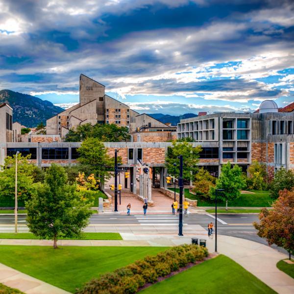 CU Engineering Center