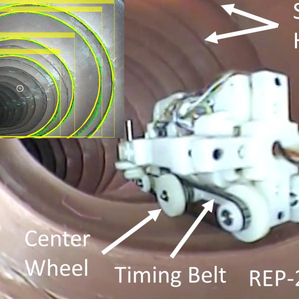 REP Autonomous Navigation