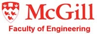 Red text that reads McGill Faculty of Engineering