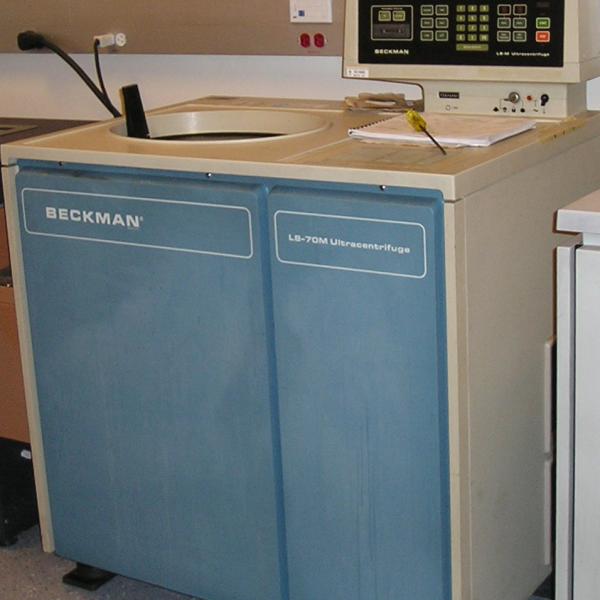 Ultracentrifuge Beckman L8-70