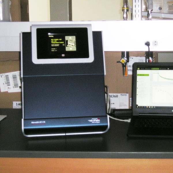 Microscale Thermophoresis Instrument