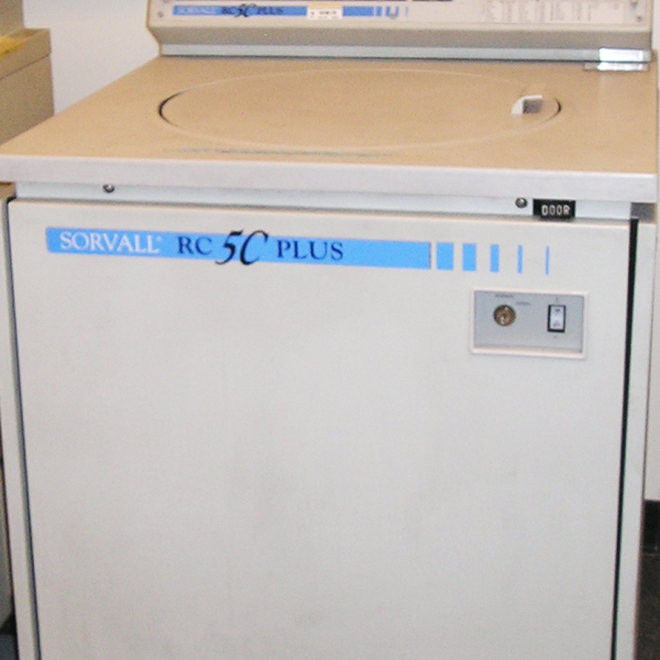 High Performance Centrifuge Sorvall RC5C